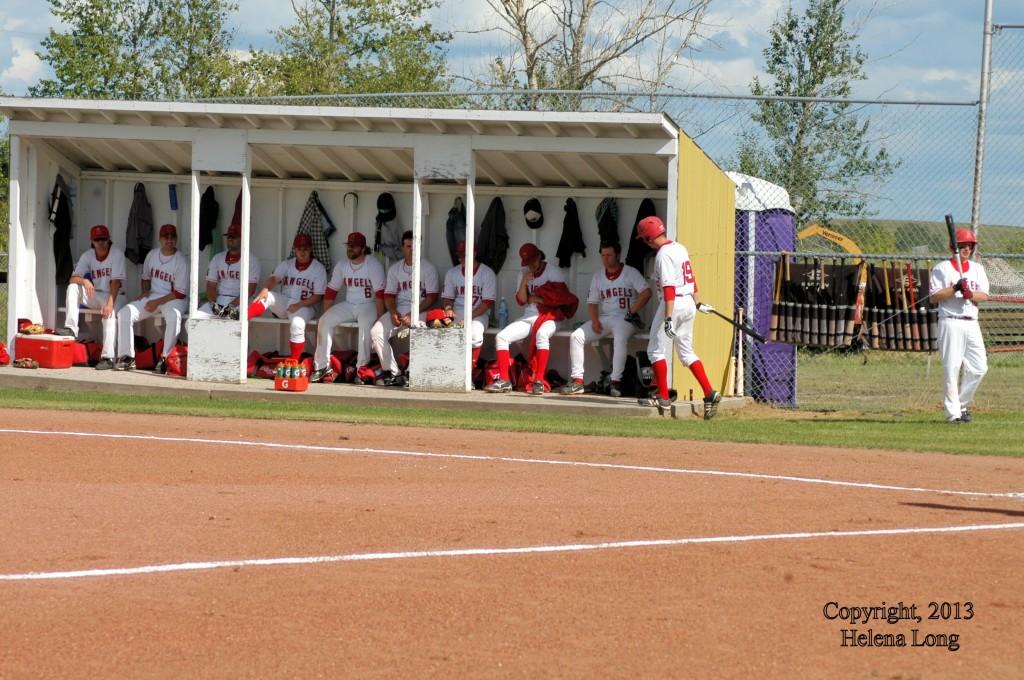 Rosetown Angels Senior Men's Baseball Team