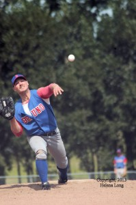 Bruno Bisons pitcher