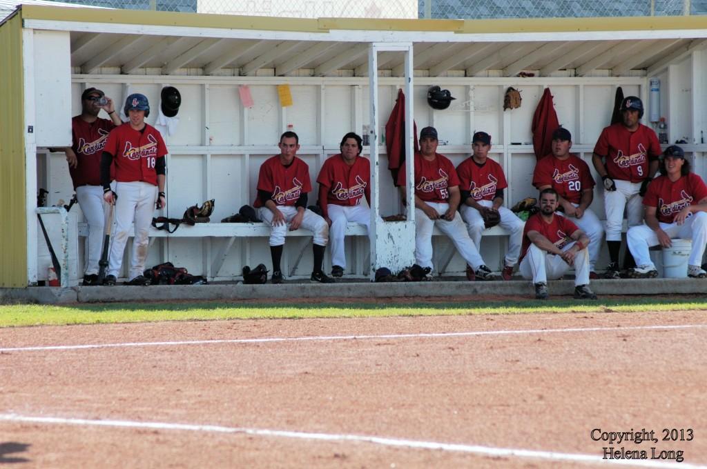 Unity Cardinals Senior Men's Baseball Team