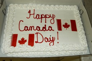 Canada Day at Unity Museum