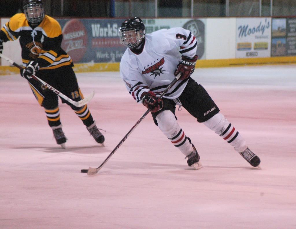 Really liked Centre four hockey league midget