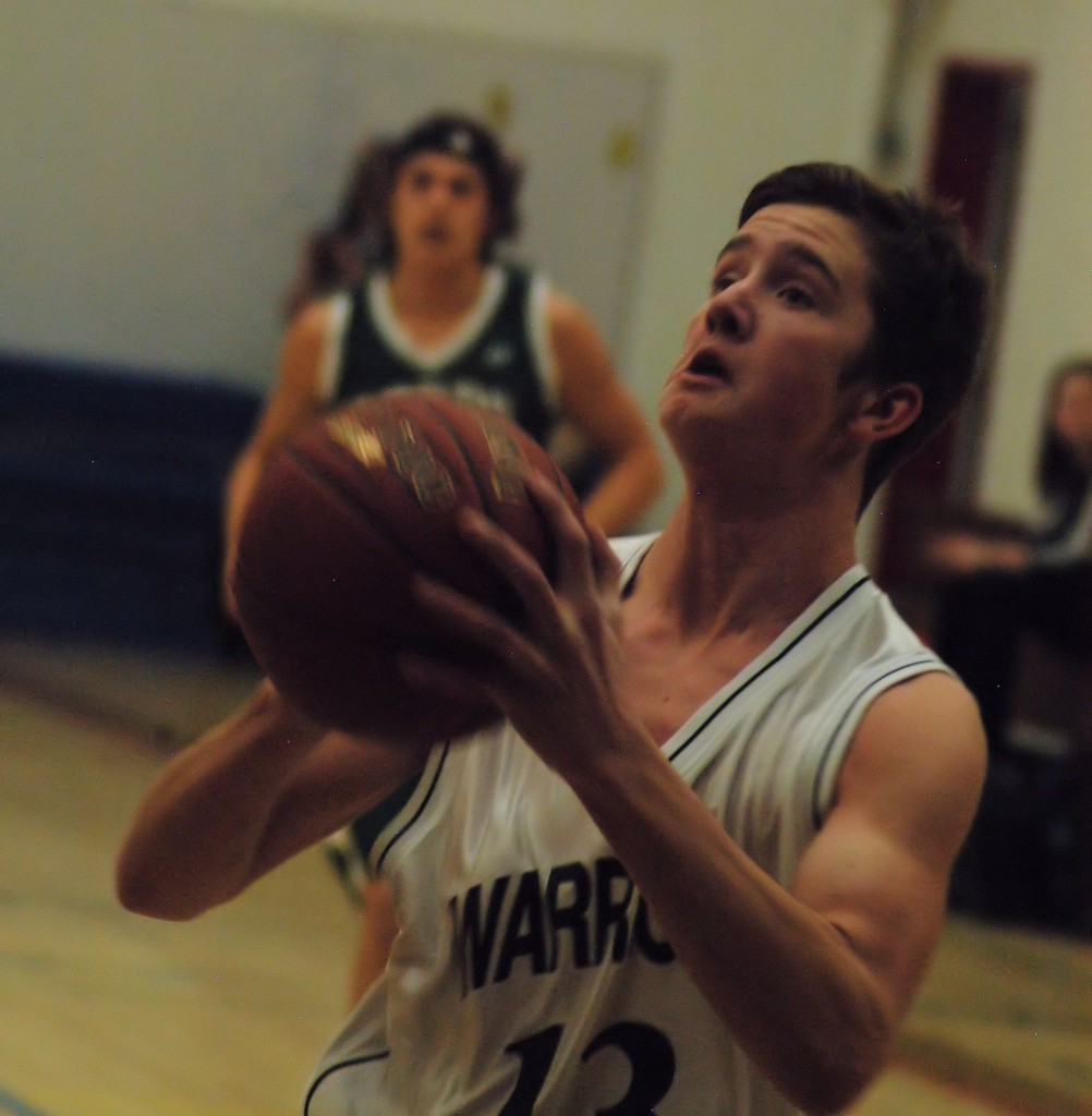 senior boys`basketball