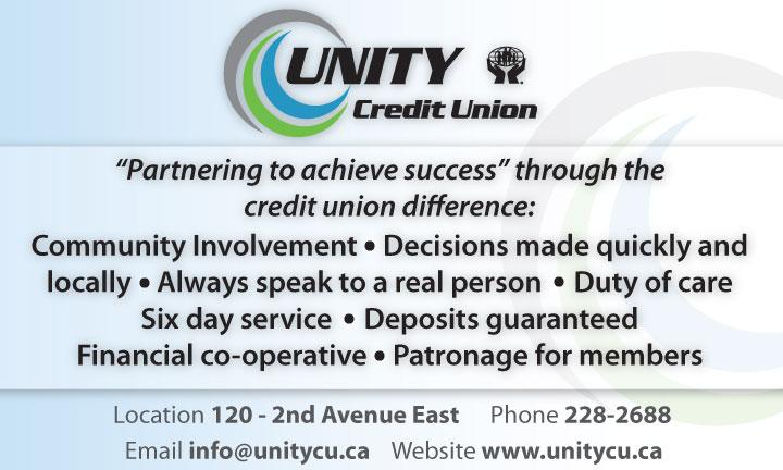 Unity Credit Union