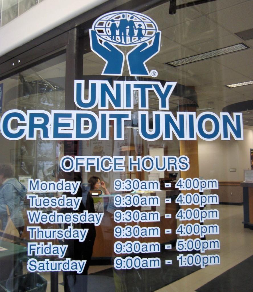 Unity Credit Union, SK