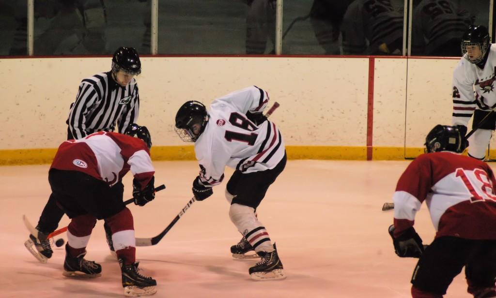 Unity, SK hockey
