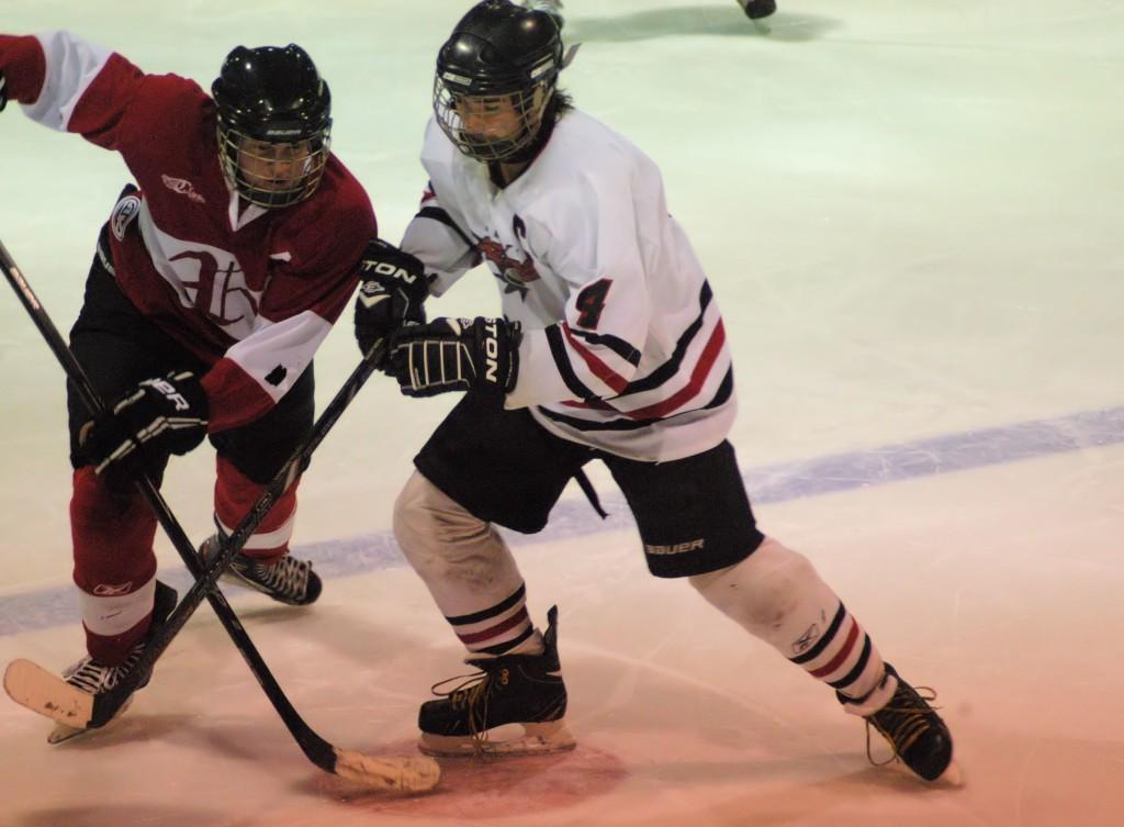 Unity, SK midget hockey