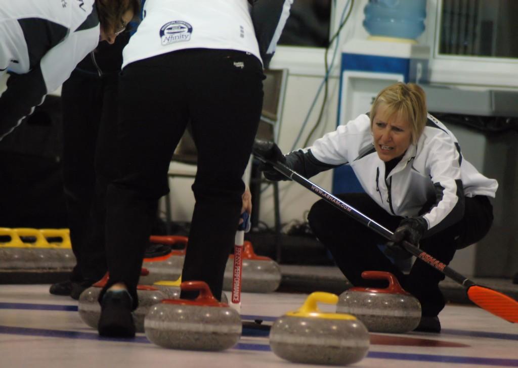 Saskatchewan women's semifinal