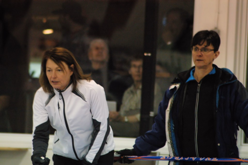 curling ladies semi