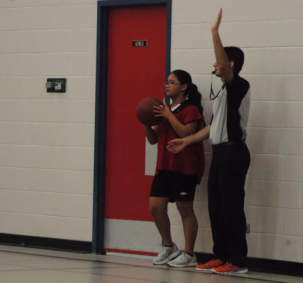 basketball game