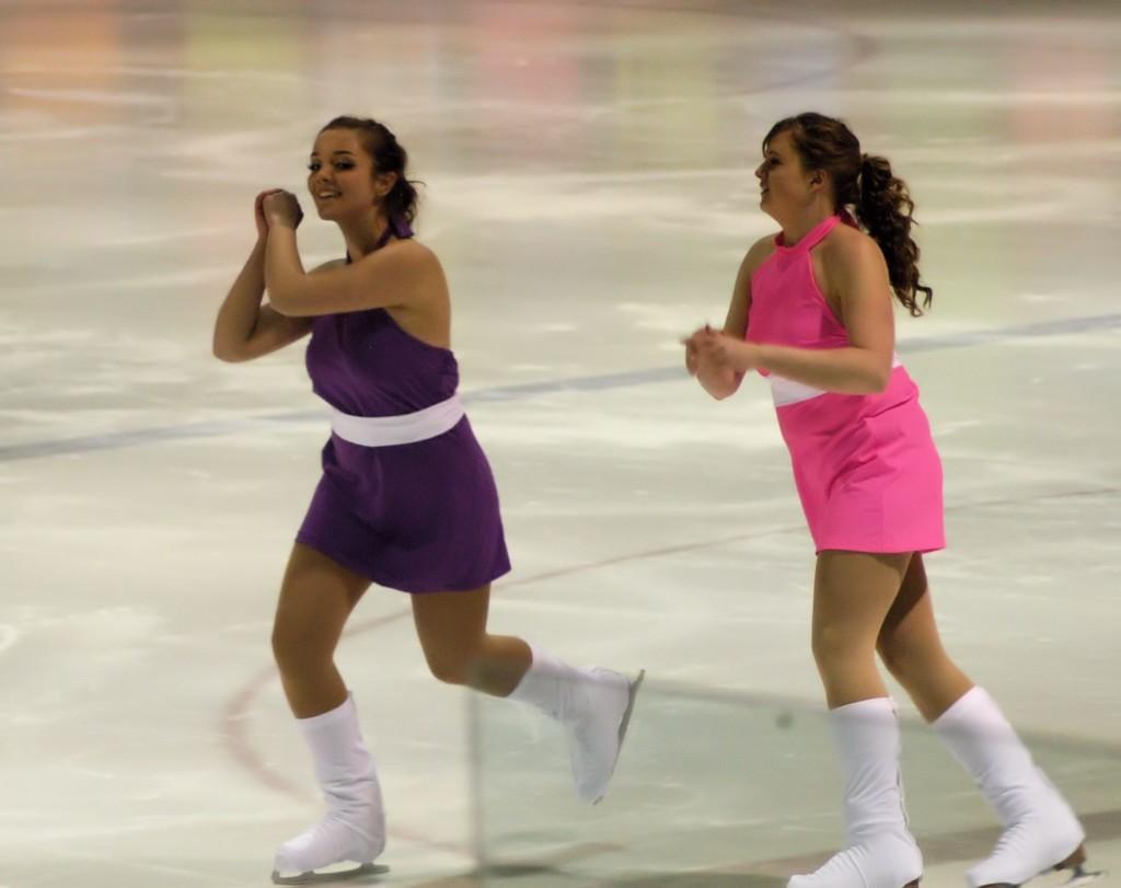 skating carnival number