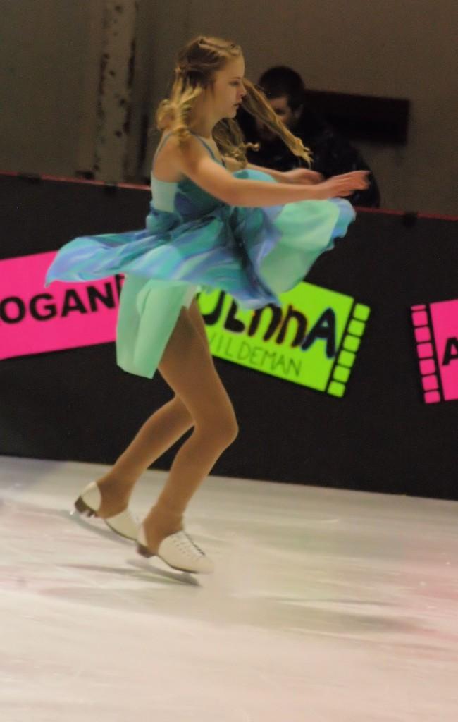 skating solo
