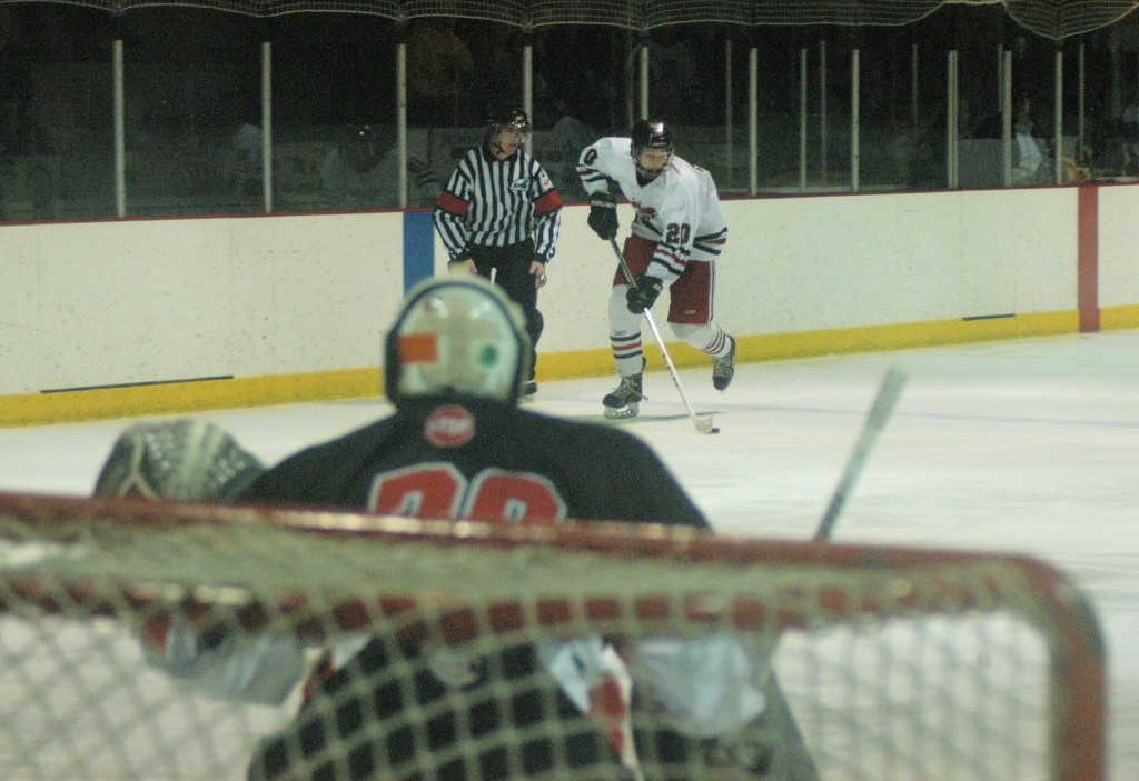 minor league hockey