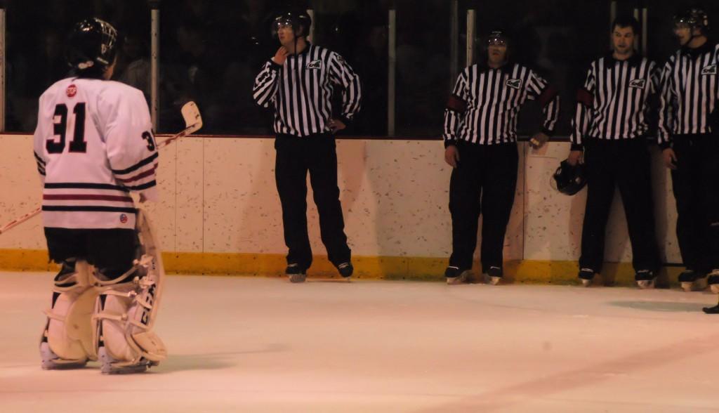 provincial midget AA hockey