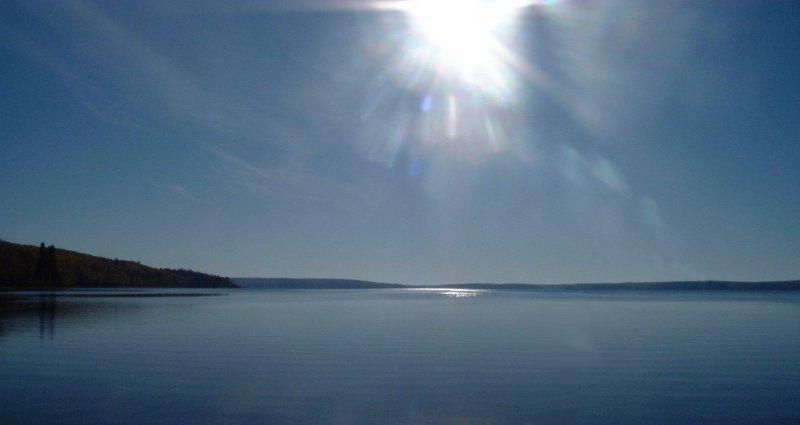 Saskatchewan lakes
