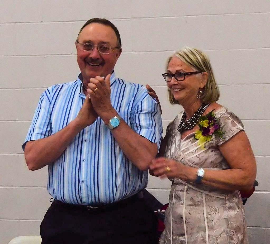 Don and Maureen Robertson