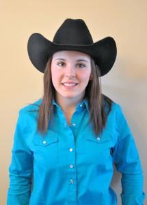 Rodeo Queen Contestant