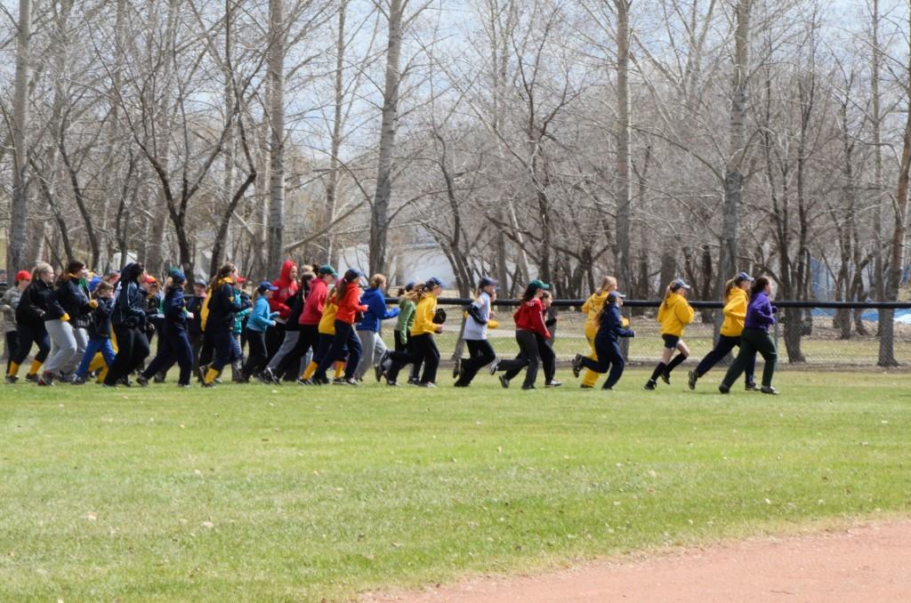 Softball Fever, Unity SK