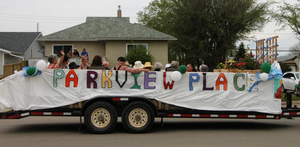 parade parkview