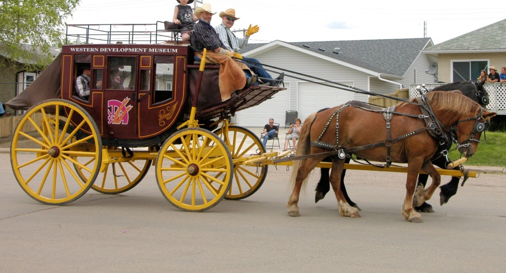 parade stagecoach