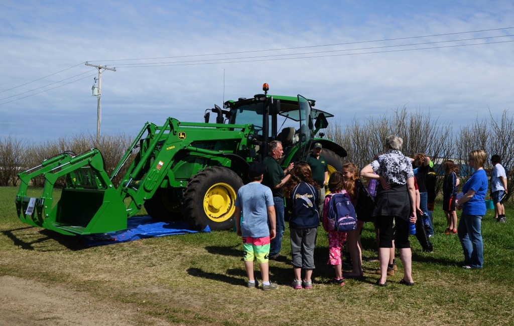 Farm Safety Day, Unity SK