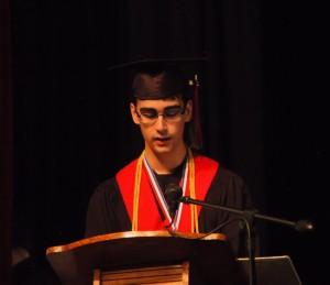 2014 UCHS Valedictorian