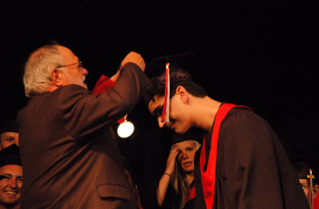 UCHS 2014 graduation