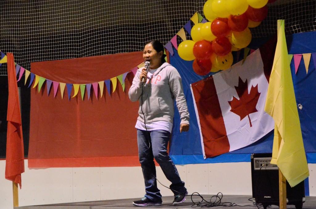 Filipino Sports Day at Unity SK