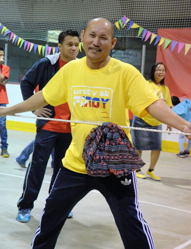 Filipino Sports Day, Unity SK