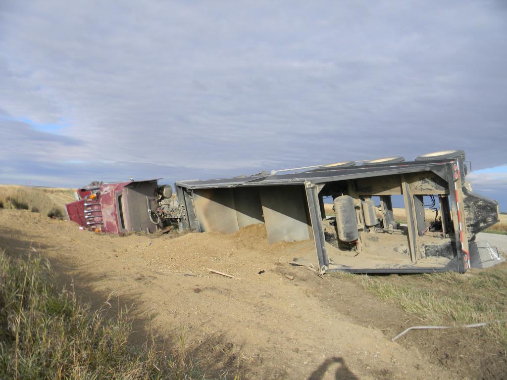 near Tramping Lake, Saskatchewan