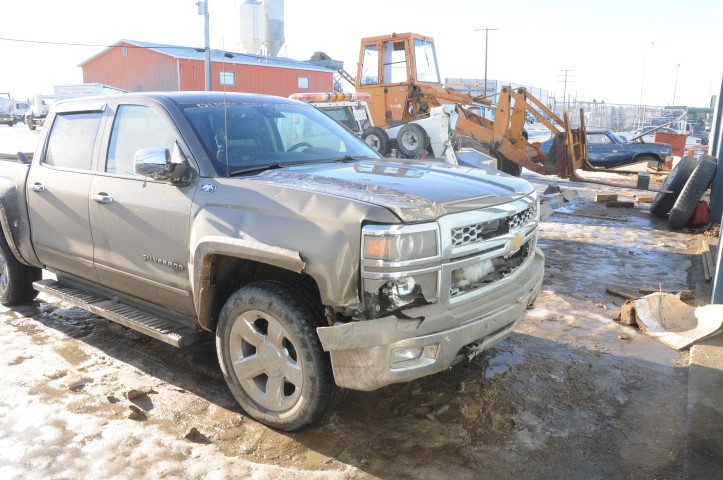 Stolen from Unity SK, found on Red Pheasant Cree Nation, charges pending