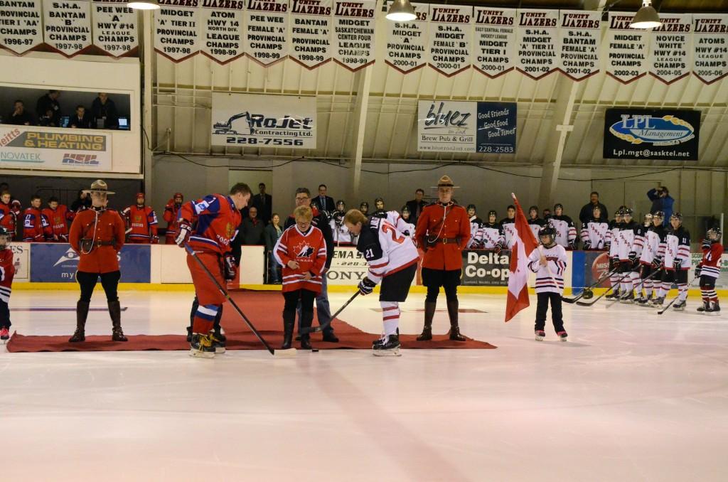World Junior A Hockey in Unity, Saskatchewan