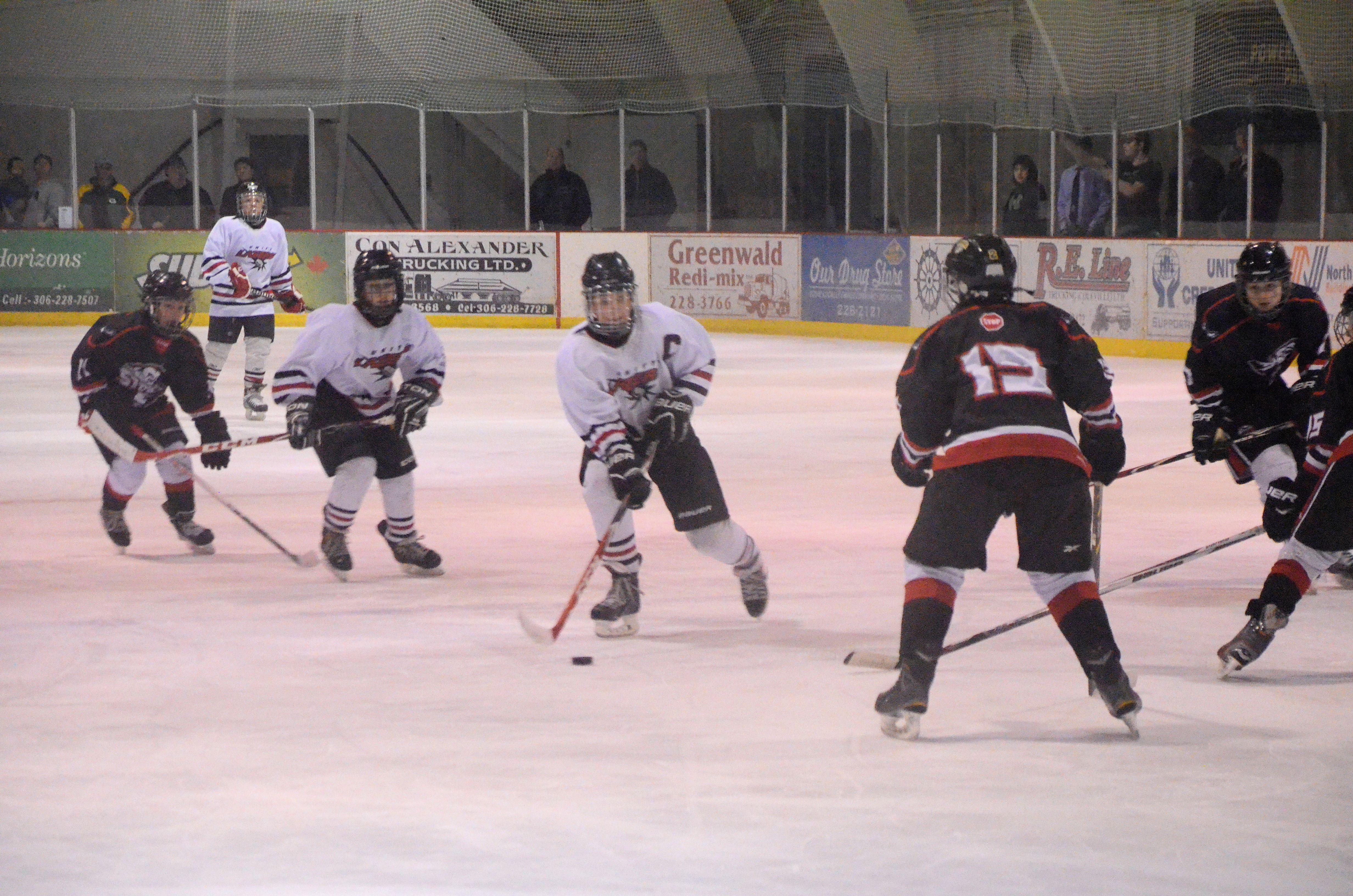 Saskatchewan midget hockey provincials