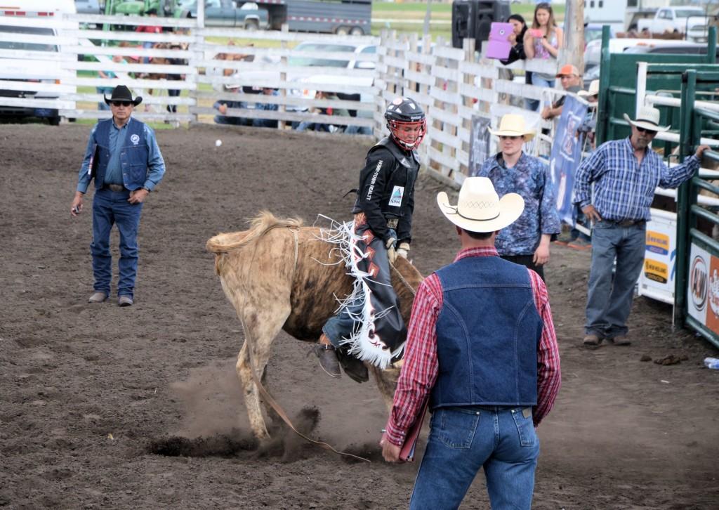 Unity Western Days rodeo