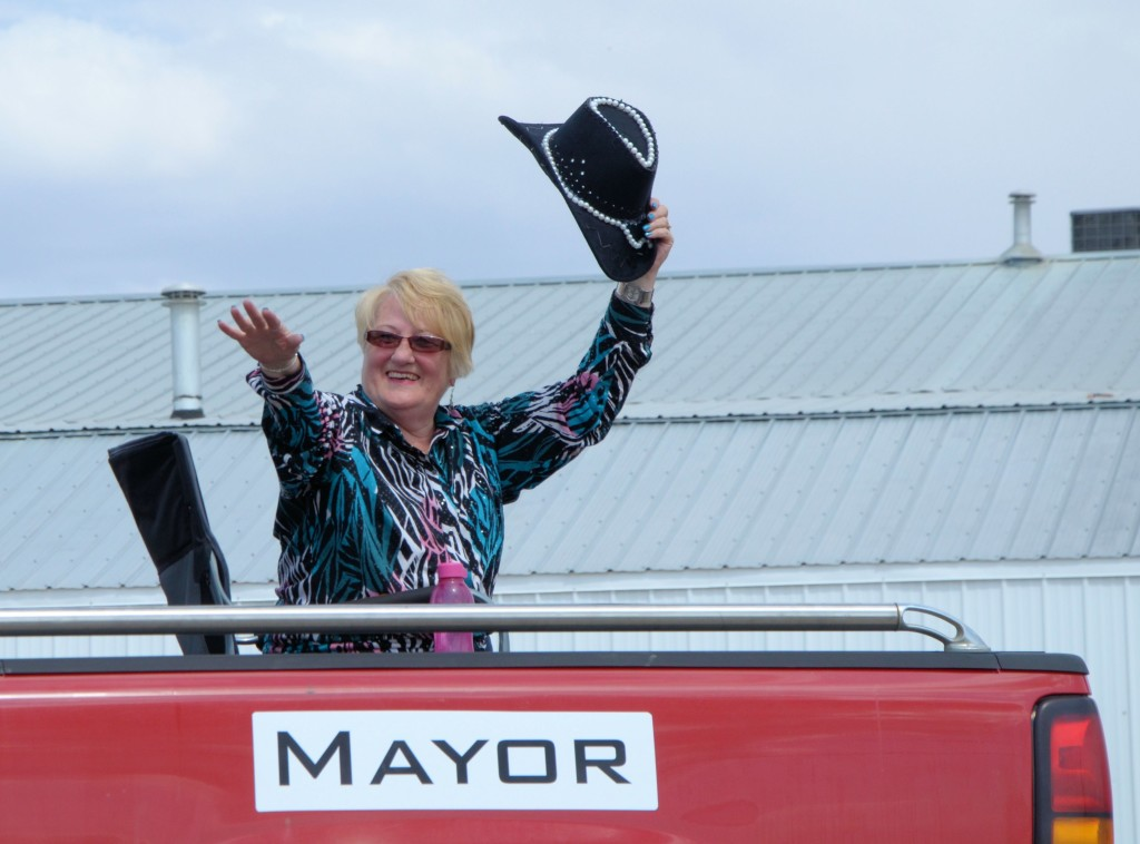 Unity Mayor Sylvia Maljan