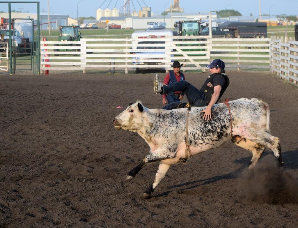 Celebrity Bull Riding, Unity SK