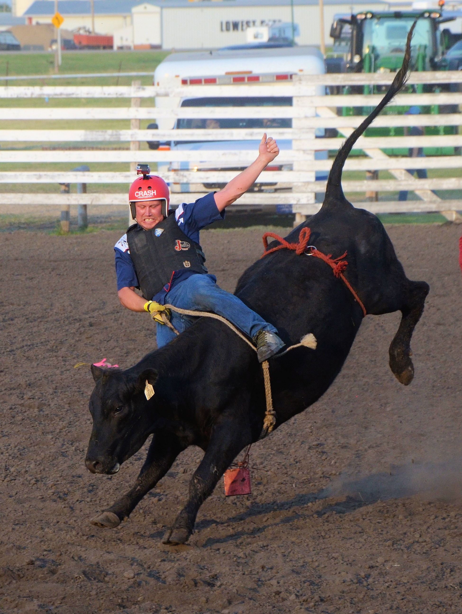 Ty Murray's Celebrity Bull Riding Challenge Cast and ...