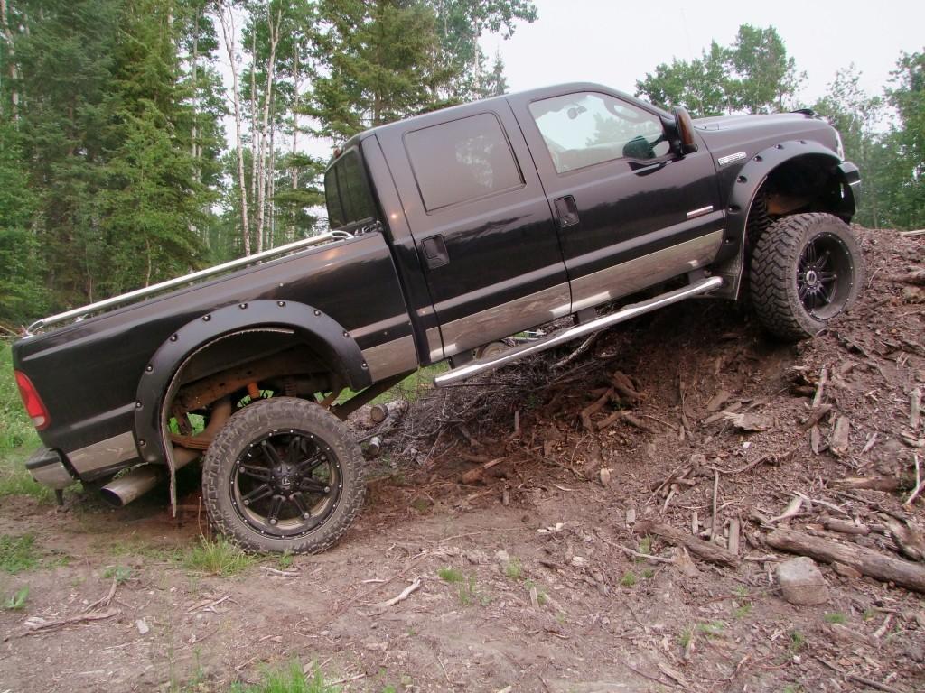 stolen Ford