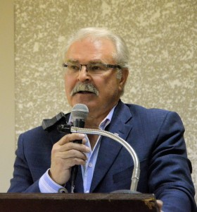 Conservative Gerry Ritz (incumbent)