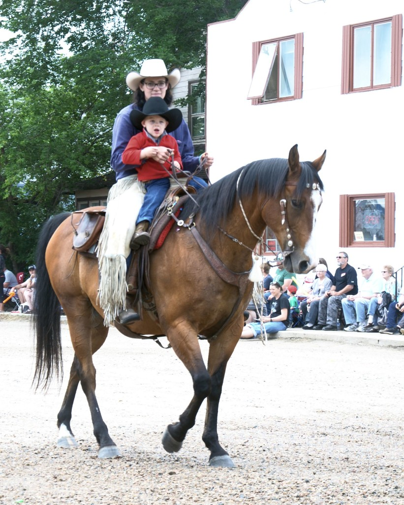 riders of all ages
