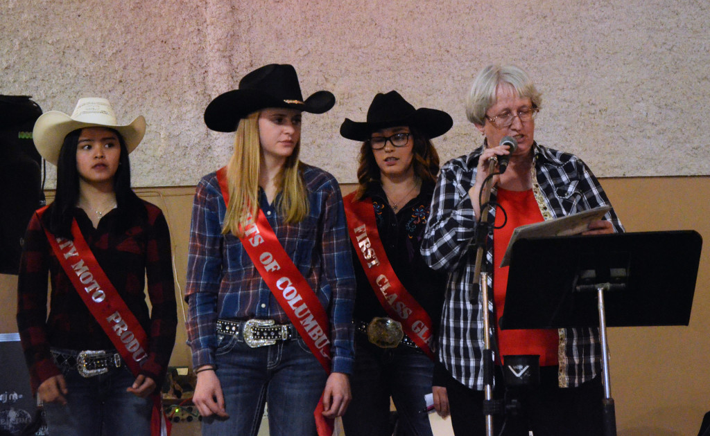Unity Western Days rodeo queen candidates
